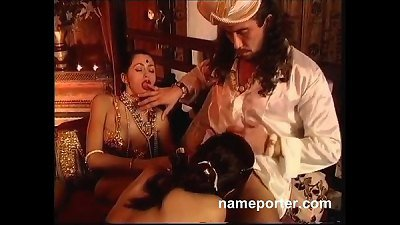 La Kamasutra--Erotic French threesome scene
