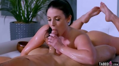 giant melons mummy porn industry star Angela milky hottest porn compilation flick