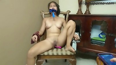 amateur Filipina porn bondage masturbation hook-up Scandal